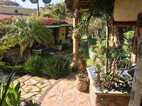 casa sola en rancho cortes / cuernavaca - roq-328-cs