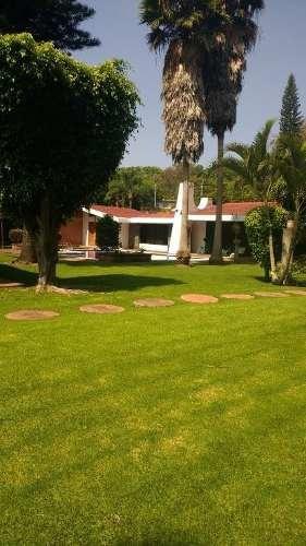 casa sola en rancho tetela / cuernavaca - ine-500-cs