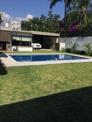 casa sola en real hacienda de san josé / jiutepec - mrl-526-cs