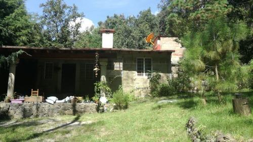 casa sola en real monte casino / huitzilac - ifo-112-cs