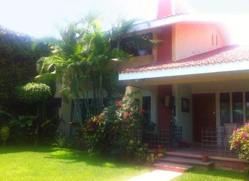 casa sola en reforma / cuernavaca - roq-186-cs-164w