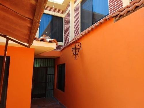 casa sola en renta barrio de analco