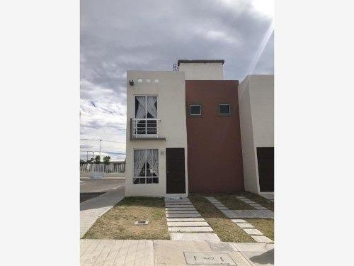 casa sola en renta ciudad del sol (fracc.)