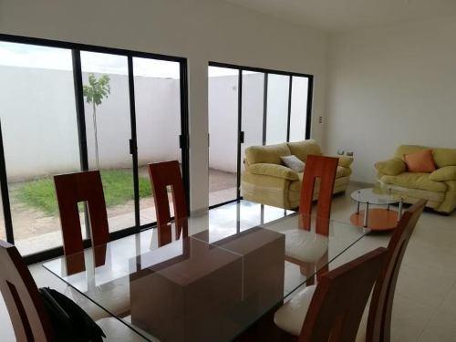 casa sola en renta fracc villas de las palmas ( viñedos )
