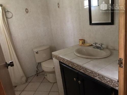 casa sola en renta la ferreria durango