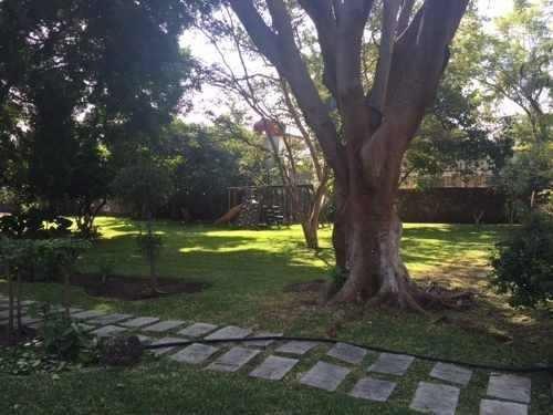 casa sola en residencial yautepec / yautepec - cal-147-c1n