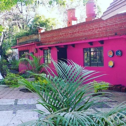 casa sola en santa maría ahuacatitlán / cuernavaca - maz-235-cs