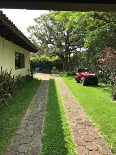 casa sola en tepoztlán centro / tepoztlán - ims-1195-cs