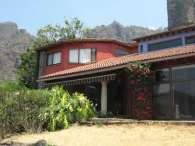 casa sola en tierra blanca / tepoztlán - ims-17-cs