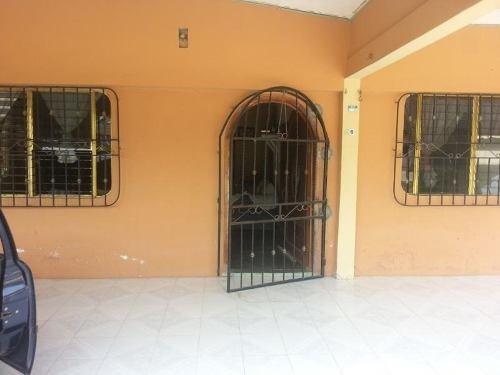 casa sola en venta ceiba 1ra