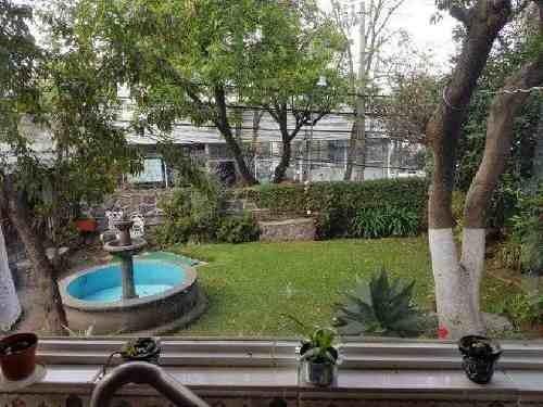 casa sola en venta en san jeronimo aculco, magdalena contreras, ciudad de mexico