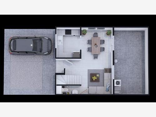 casa sola en venta fracc. el castaño