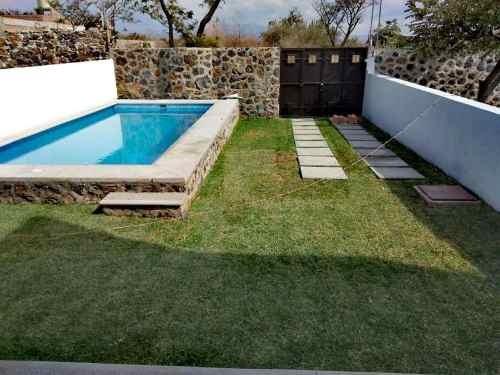 casa sola en venta jardines de tlayacapan