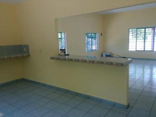 casa sola en venta r/a. zapotal 2da. seccion
