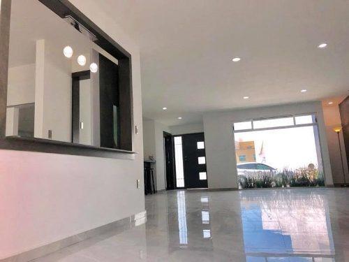 casa sola en venta residencia en privada cedros, pachuca