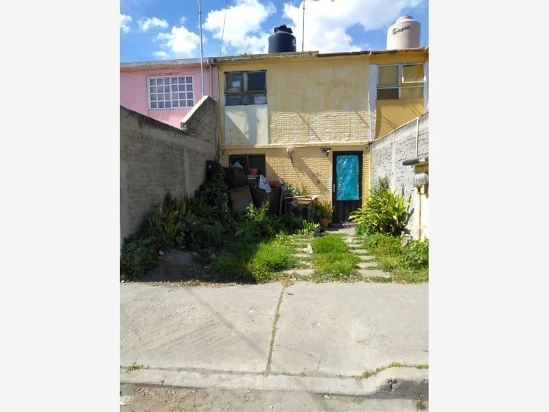 casa sola en venta valle de ecatepec