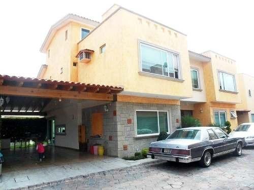 casa sola en venta valle de tepepan