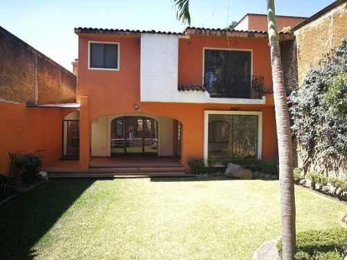 casa sola en vista hermosa, cuernavaca, morelos ber-865-cs*