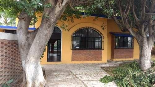 casa sola en viyautepec 1a sección / yautepec - grb-452-cs