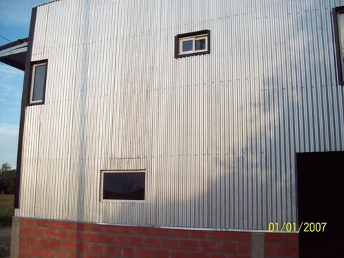 casa steel framing y en tradicional