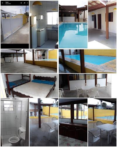 casa temporada ubatuba com piscina