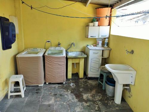 casa térrea, 01 dormitório para locação. claudio 81769
