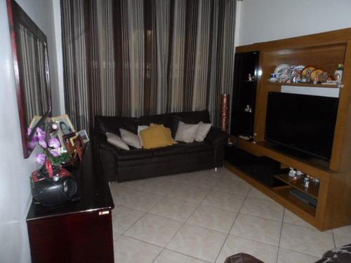 casa térrea-03 dormitórios/três garagem. - ca0776