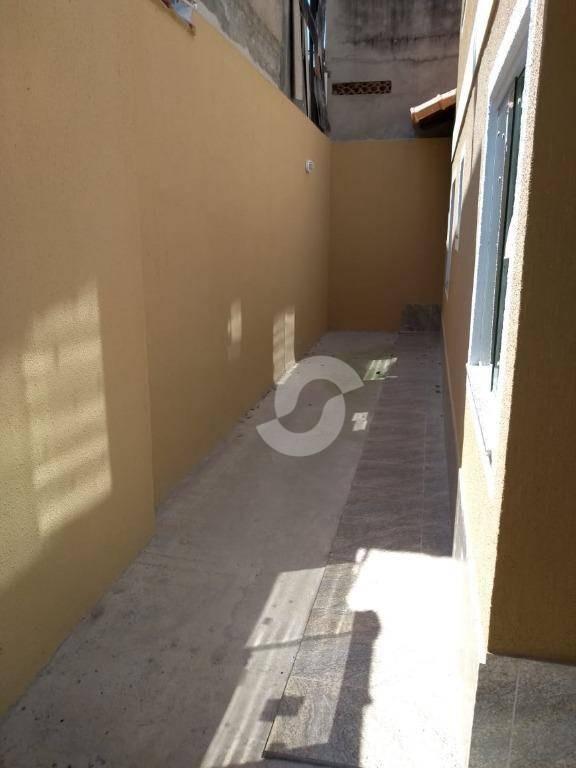 casa térrea (1ª locação)  de 2 quartos, no porto da pedra, em são gonçalo. - ca1610