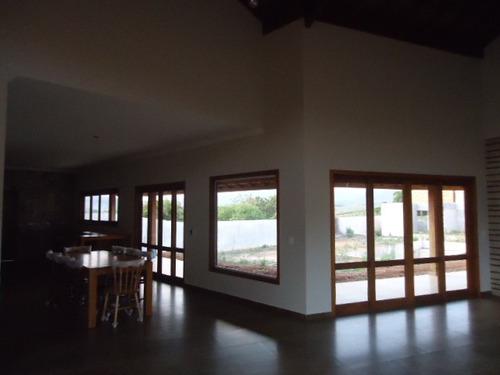 casa térrea (1.500 m de terreno) condomínio fechado  ca-388
