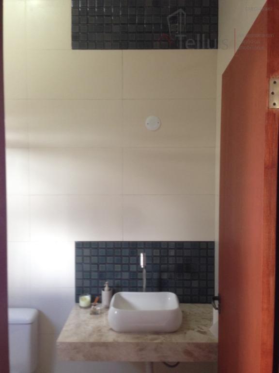 casa térrea 3 suítes à venda, 240 m² por r$ 750.000 - condomínio village ipanema - araçoiaba da serra/sp - ca1049