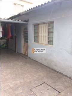 casa térrea 300m² 3 dormts 3 vagas próx. av itaquera - ca6034 - ca6034