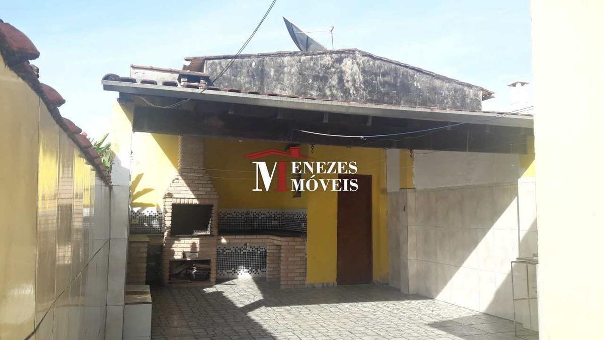 casa térrea a venda em bertioga - bairro vista linda - ref. 276 - v276