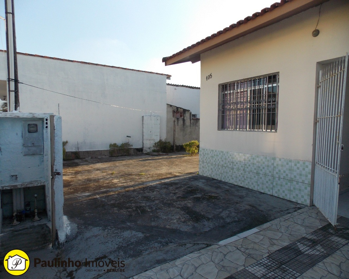 casa térrea a venda na praia de peruíbe - ótimo terreno - ca02865 - 32480385