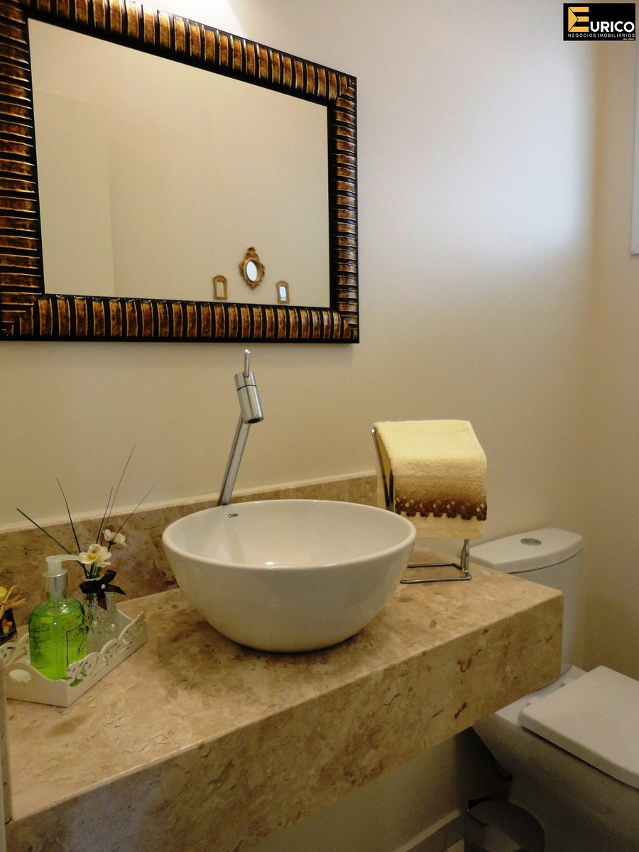 casa térrea a venda no condomínio jardim das palmeiras na cidade de vinhedo-sp. - ca01803 - 34366568