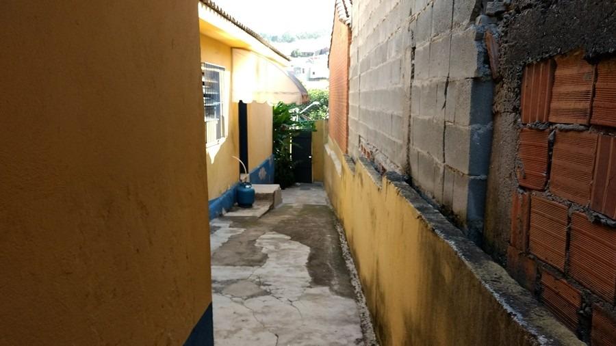 casa térrea abaixo do nível da rua,ref 76283