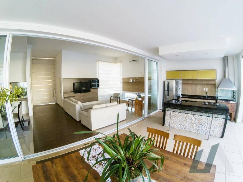 casa térrea, aceita permuta, condomínio fazenda imperial com 4 suítes à venda, 420 m² por r$ 1.690.000 - parque reserva fazenda imperial - sorocaba/sp - ca0252