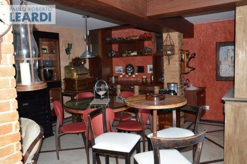 casa térrea aldeia da serra - barueri - ref: 463811