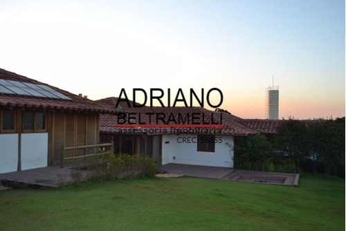 casa térrea - alto padrão - condomínio rural - joaquim egidio - ch0051