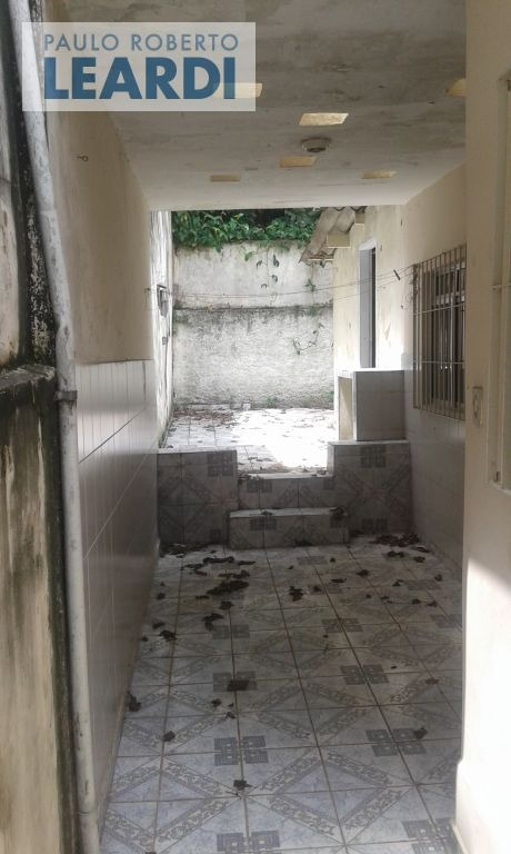 casa térrea anália franco - são paulo - ref: 496778