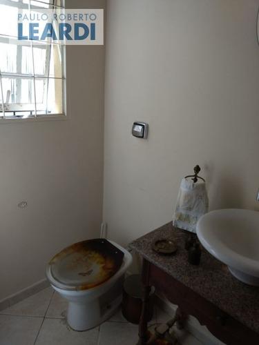 casa térrea brooklin  - são paulo - ref: 453235