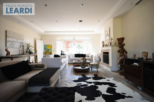 casa térrea brooklin  - são paulo - ref: 558520