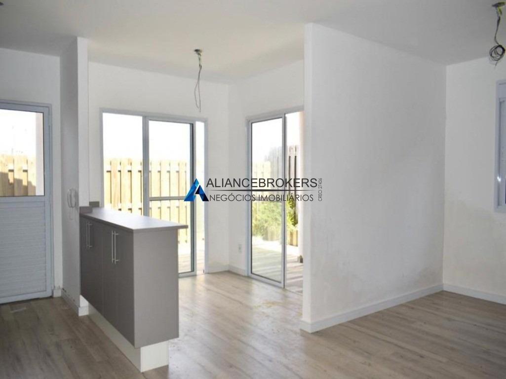 casa térrea c/ 2 dormitórios sendo 1 suíte,  área de 70 m², casas da toscana - ca01738 - 34855770