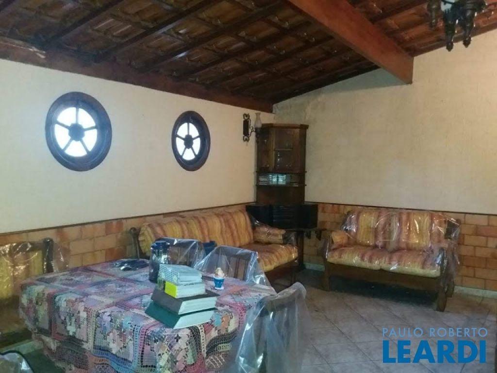 casa térrea - campo belo  - sp - 591509