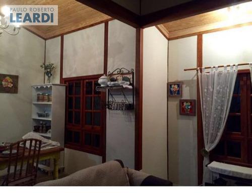 casa térrea capivari - campos do jordão - ref: 477950