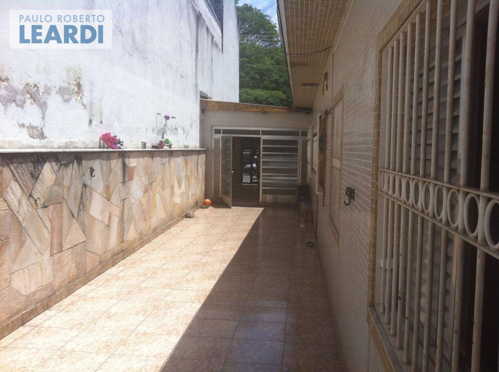 casa térrea carrão - são paulo - ref: 486698