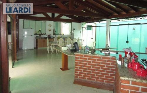 casa térrea centro - bertioga - ref: 552542