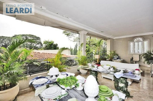 casa térrea cidade jardim  - são paulo - ref: 405758