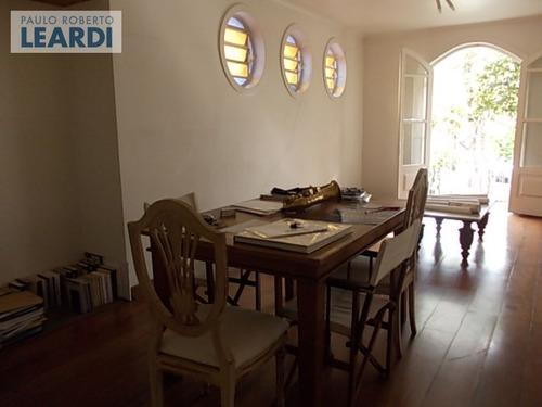 casa térrea city boaçava  - são paulo - ref: 411038