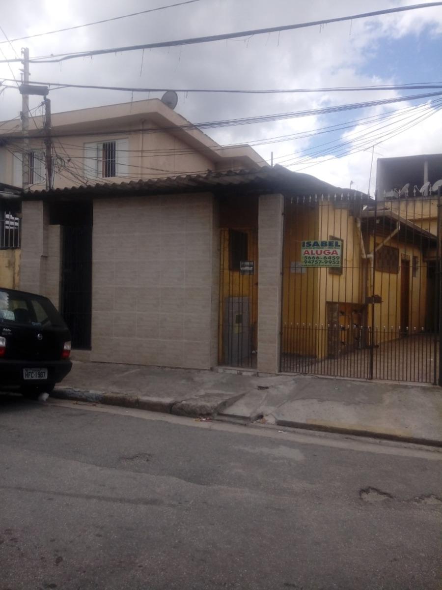 casa terrea com 2 cômodos em condominio - jd peri zona norte