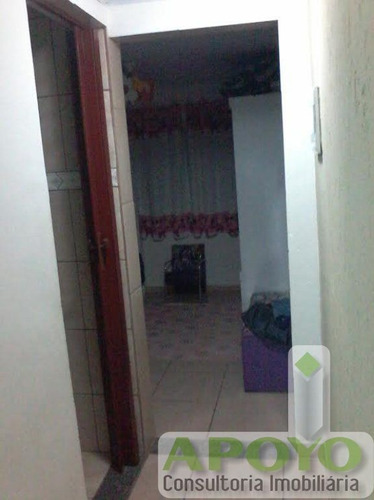 casa térrea com 2 dorms - yo2329